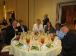 Lunch During the ASA Legislative Conference: Jay Mesrobian, Mike Bottcher, Eric Jensen, Lois Connolly, Joy Ngobi-Babuwe and Jim Nicholson